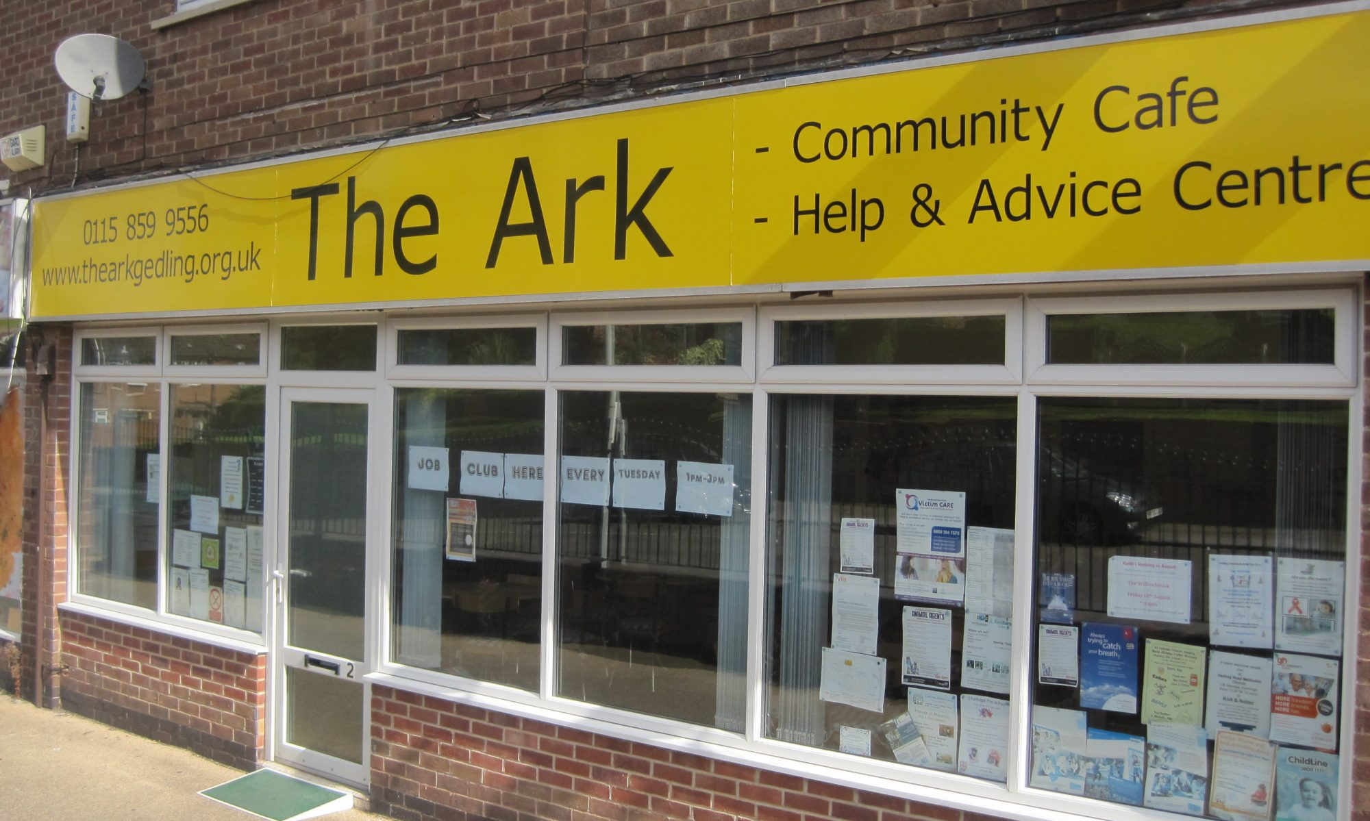 The Ark Gedling